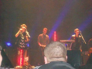 Tegan and Sara live!