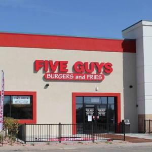 Fiver Guys