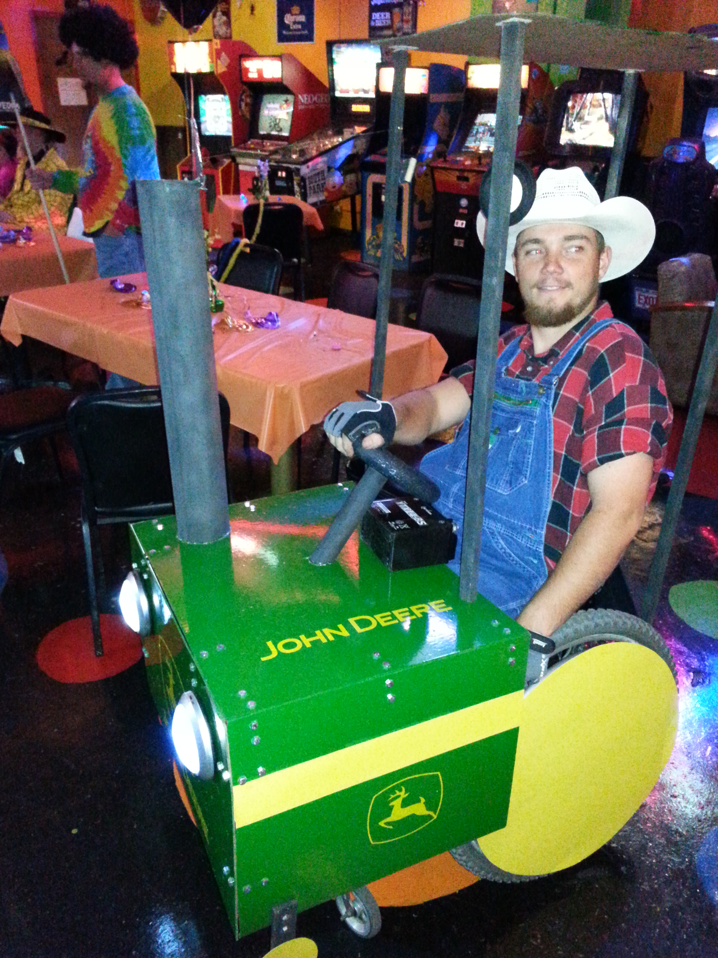 best costume farmer riding a tractor farmer riding tractor - Daisy Dukes Halloween Costume