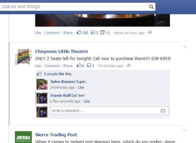 CLTP Facebook Page