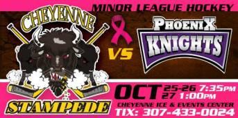 Stampede vs Phoenix Knights