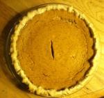 Yum! Pumpkin Pie