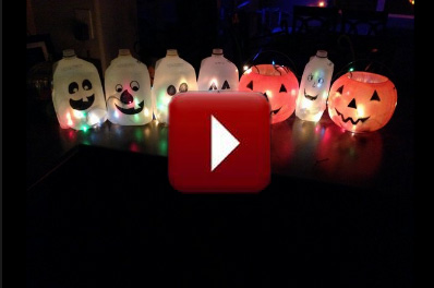 Watch our Halloween Fun Now
