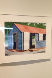 Emilio Sanchez Luz y Colores Exhibit