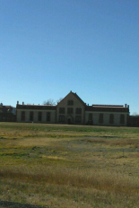 The Territorial Prison in Laramie; where to go to  be scared.